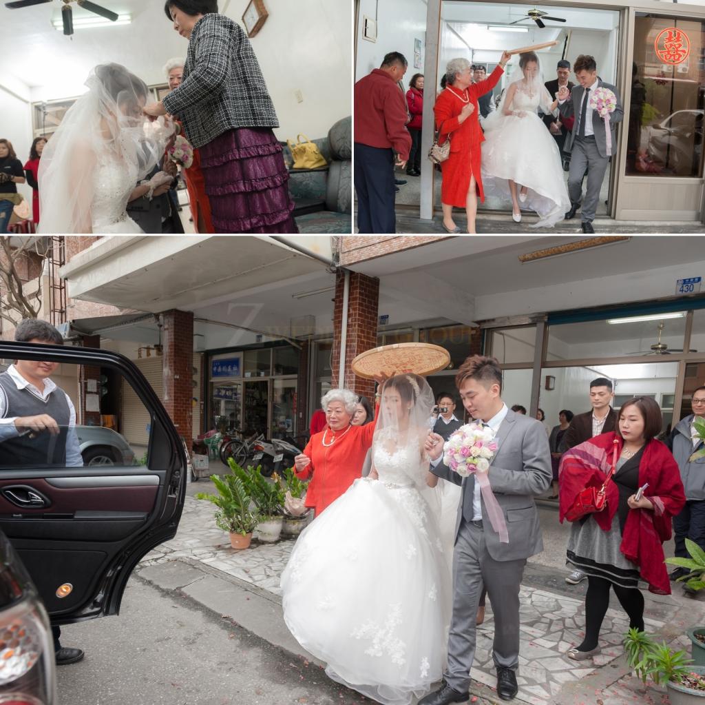 花蓮婚禮紀錄::小古&佩倫 花蓮翰品酒店 婚攝左爺