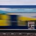 Commuter Train Metronom, heading Harburg
