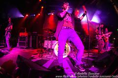 STRAY TRAIN - Alcatraz, Milano 19 October 2016  RODOLFO SASSANO 2016 17 (Rodolfo Sassano) Tags: straytrain concert live show alcatraz milano barleyarts slovenianband hardrock bluesrock lukalamut nikojug viktorivanovic juregolobic bobanmilunovic