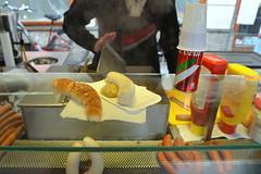 University Square's Sausage Stand (pringle-guy) Tags: nikon salzburg austria europe   food sausage sausages