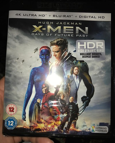 Got this from the local Tesco. Couldn't see any other 4K UHD's there thought