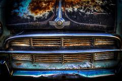 hdr car-2 (LeeJayDee) Tags: dumpedcars hdrcars oldcars
