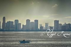 Manila Bay City Lights (lagal[og]) Tags: nikon d7100 nikkor manilabay baywatch oggieramos lagalog