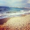 spiaggia (ChiaraZanottiii) Tags: spiaggia mare onde schiuma porto