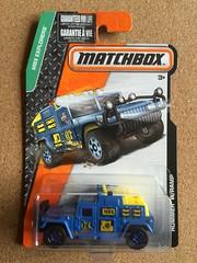 Mattel Matchbox - MBX Explorers - Hummer W/Ramp (firehouse.ie) Tags: vehicules vehicles suv automobiles cars 4x4 autos coches blue vee hum humvee automobile vehicle vehicule lauto miniature metal diecast coche model toy car hummer mbx matchbox explorers mattel