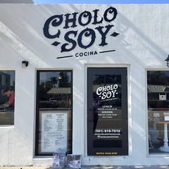 Cholo Soy Cocina - entrance (frodnesor) Tags: cholosoycocina mexican tacos westpalmbeach clayjames