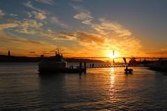 IMG_3590 (AndyMc87) Tags: lisboa lissabon lisbon sunset bridge ship water river reflection 25th abril colourful canon eos 6d 2470 silhouette cristo rei ponte 25 de tajo harbour