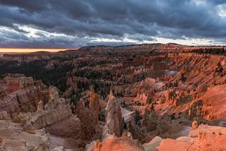 *Bryce Canyon @ sunrise*