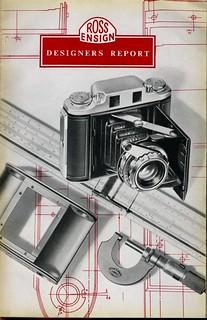 Ross Ensign Designers Report 1954