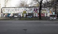 Schlesischestrasse, Kreuzberg, Berlin (lady_barbona) Tags: kreuzberg berlin street strasse abandoned streetart urbanart alternative lifestyle lux art contemporary modern colors building disco club
