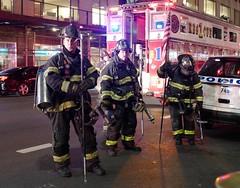 NYC Fall 2016 (alfiesantos) Tags: leicaq grandcentralterminal grandcentral nyc newyork rescueone newyorksbravest firedepartmentnewyork rescue1 fdny