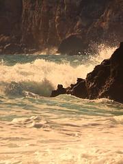 Wild (Gert Vanhaecht) Tags: canonpowershotsx700hs water layers color gertvanhaecht reflections waterreflection waterreflections algarve coast atlantic portugal reflection colour canon cliffs nature sagres sea