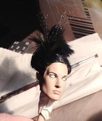Wip Cobie Smulders (greedo06) Tags: cobiesmulders actionfigure 16 headsculpt