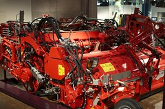 Deutches Technikmuseum, Berlin (Mount Fuji Man) Tags: deutchestechnikmuseum berlin germany deutschland museum farmmachinery harvester
