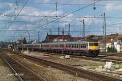 355 Brussels 08-06 (Josep M Farr) Tags: sncb belgium blgica belgie belgique break regional train bruselas brussel bruxelles