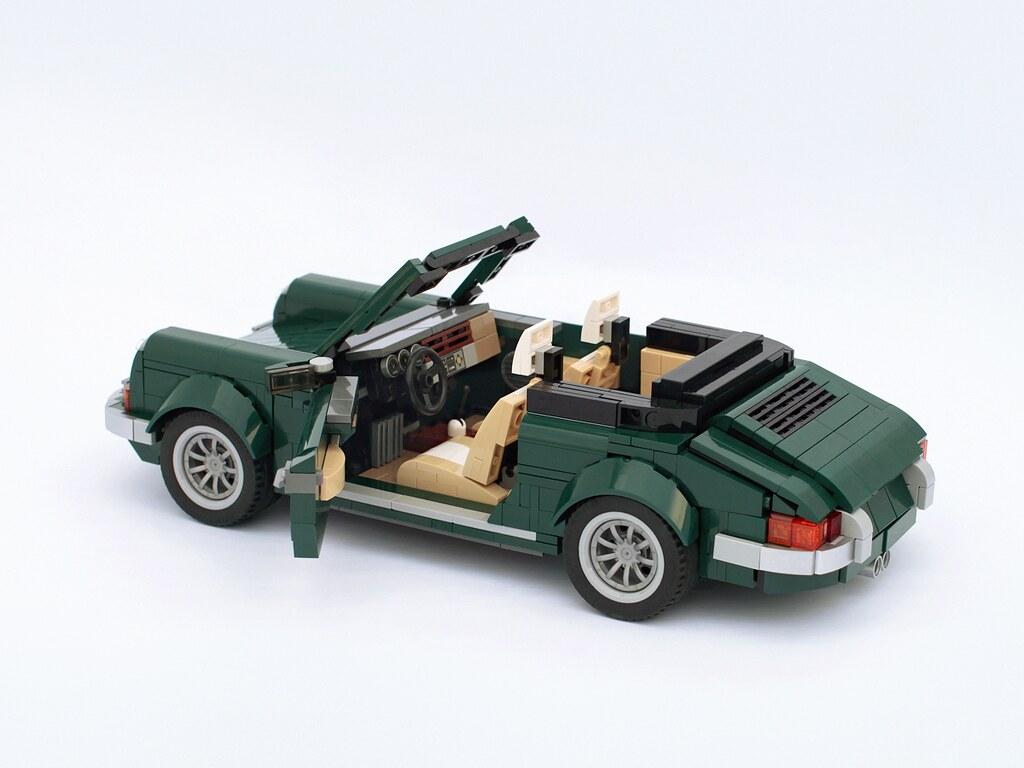 100 Lego Mini Cooper Interior Lego 10242 Creator