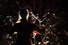 Stranger In The Night (eddi_monsoon) Tags: threesixtyfive 365 selfportrait selfie self portrait yard garden