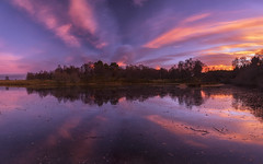 Avie Lochan (J McSporran) Tags: scotland speyside avielochan aviemore sunset landscape canon6d ef1635mmf4lisusm