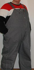 Dickies Hickory Stripe Bib Overalls (Dickie2020) Tags: latzhosex adipositas bauch bear bellly belly bib big chub chubby dick fat fatboy fatty fett fettie jeanagers latz latzhose mollig moppel moppelig overall overalls oversize overweight weight übergewicht übergröse