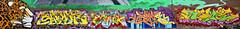 quickage-DSC_0948-DSC_0956 v2 (collations) Tags: ontario toronto graffiti taks cruz cruz1 rons rcade