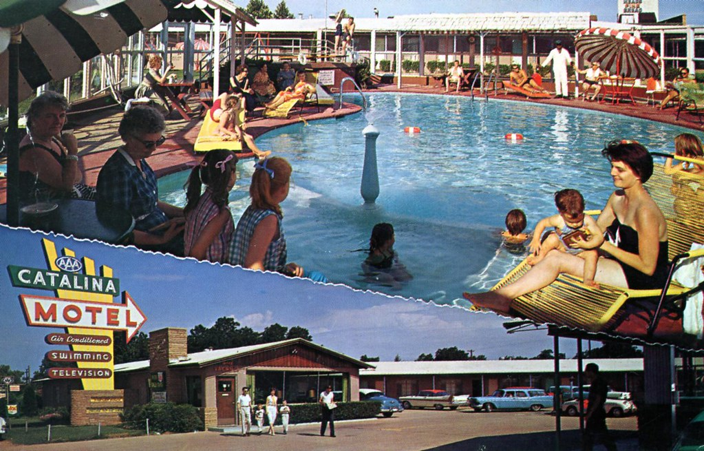 The World 39 S Best Photos Of Motel And Swimming Flickr Hive Mind