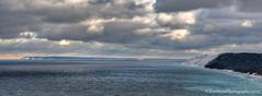 South Manitou Island ... the light is 'lit' (Ken Scott) Tags: leelanau michigan usa 2016 december fall autumn 45thparallel hdr kenscott kenscottphotography kenscottphotographycom freshwater greatlakes lakemichigan sbdnl sleepingbeardunenationallakeshore voted mostbeautifulplaceinamerica empirebluff vista southmanitouisland lighthouse dune panoramacrop