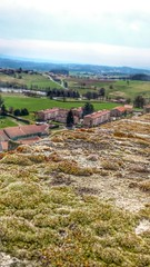 St Bonnet la Chteau (Forez) (Loire Tourisme) Tags: nature soleil paysage loire loisirs tourisme dcouverte patrimoine 2014 forez rhnealpes