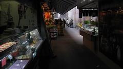 La Boqueria (Zeno Gorini) Tags: barcelona life light shadow people work la spain barca mercato boqueria barcellona rambla