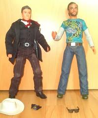 Lone Ranger & John Reid (Just a Nobody) Tags: love john toys store doll kevin ranger ken disney reid lone simba fashiondoll disneystore