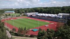 Rostock Leichtathletik Stadion (ThomasKohler) Tags: field sport training athletics stadium stadion rostock rasen leichtathletik spielfeld spielfläche leichtathletikstadion