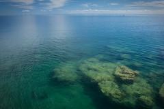 Lake Superior reef (jmeissen) Tags: usa lake minnesota coast midwest places lakesuperior ionasbeachsna