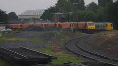 Iarnród Éireann Irish Rail - 201 (KiloCharlie 68) Tags: irish ir gm general rail class motors works ie 141 201 inchicore eireann iarnród iarnrod ié éireann rpsi b141