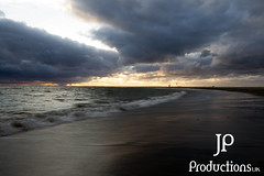 Borkum (Jigsaw-Photography-UK) Tags: sunset sea coast sand north borkum jpproductionsuk