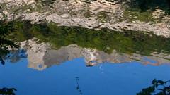 Jeux d'eau dans le Doubs