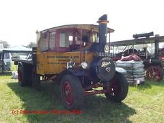 EU 2683 (Peter Jarman 43119) Tags: wagon emily rally eu 2014 foden woodcote 2683 12018