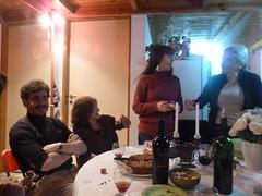 Passover Family Dinner 1