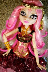 Viperine (myookat) Tags: monster high doll mh mattel viperine