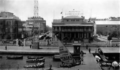 02_Port Said - Eugenie Street 1930's (usbpanasonic) Tags: canal redsea egypt portsaid mediterraneansea egypte  suez egyptians ismailia egyptiens eugeniestreet