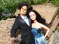 In love (Fashion doll fan1) Tags: sport ken barbie shave snowprincess snprinsessa
