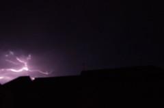 L'orage juste avant l'aube (akynou) Tags: akynou orage 2014 clairs