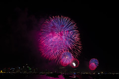 7-4-14 Fireworks 08 (StarDude Astronomy) Tags: show sky beautiful night canon island bay harbor big san day fireworks 4th july diego boom stunning 28 independence breathtaking 14mm 60d rokinon