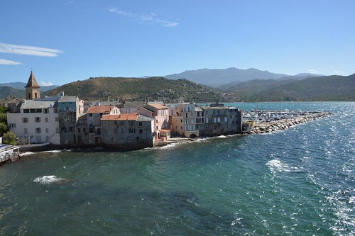 View on Saint-Florent (Corsica, France 2014)