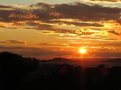 La noria de la playa - EXPLORE August 15th, 2014 (Micheo) Tags: sunset atardecer marsella marseilles marseille borely explore noria nubes clouds red rojo sol sunshine best ok