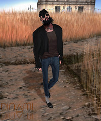 I could be your curse or your angel. (Levi Megadon // *OMG*) Tags: new hot male men up look fashion shirt neck glasses blog outfit clothing cool shoes pants mesh hipster formal style mandala shades fresh tattoos wear clothes jeans event jacket secondlife mens denim casual sorgo hip tight dope tat tee shi unisex swag cuffs credo rolled baggy loafers justcool cuffed redgrave entente dpyumyum kustom9