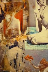 Love Don't Scare Me (Thomas Hawk) Tags: sanfrancisco california usa museum painting unitedstates unitedstatesofamerica sfmoma soma robertrauschenberg rauschenberg sanfranciscomuseumofmodernart