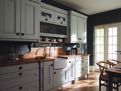 Eden Painted Kitchen (larkandlarks) Tags: lighting homes light home cooking kitchen table design living interiors kitchens oven furniture designer interior rustic worktop storage dining tap trade cupboard drawers cabinets handles cupboards bedrooms unit units fitted