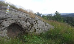 Giants Kettle (Mr. Arthur S. Rowan) Tags: detail rock iceage finland giant ancient natural medieval formation kettle sacred finnish fortification pagan bedrock ironage hillfort hämeenlinna häme fenno giantskettle sacredplacesoffinland