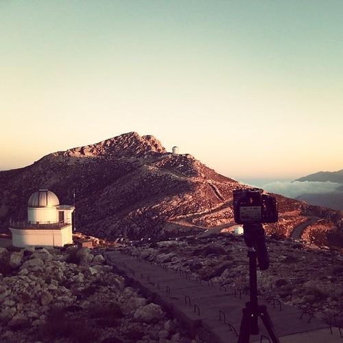#observatory # timelapse #tug #tubitak #antalya