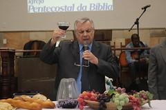 02.08.2014 - Conselho - 12º Pastoreio e Ceia de Oficiais