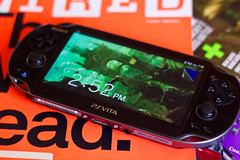 PS Vita + Gravity Rush (FaruSantos) Tags: sony games videogames psvita gravityrush